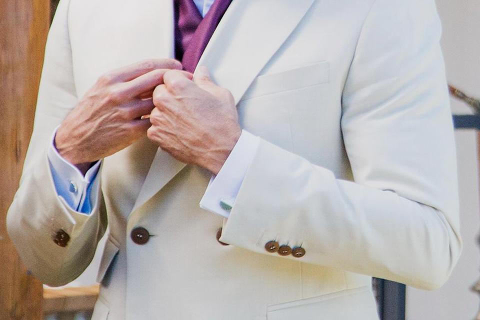 Casamento com estilo: Marcos Motta